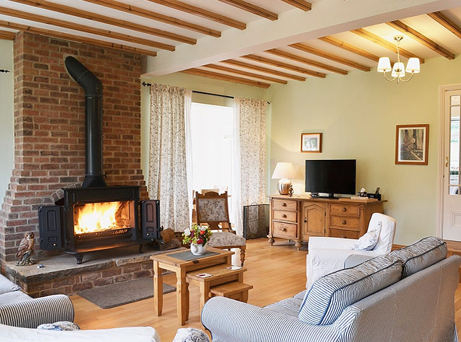 Little Edstone Self Catering Organic Holiday Cottages