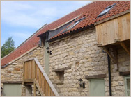 September Loft at Little Edstone
