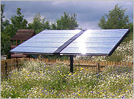 Solar Panel at Little Edstone
